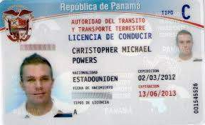 Purchase Real ID Card of Panama