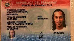 Buy Real ID card of Paraguay