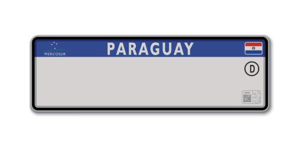 Paraguay driver's License