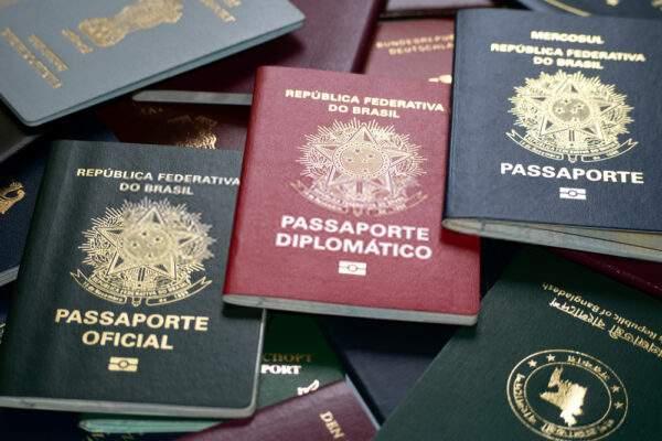 Fake Japanese Passport