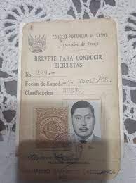 Peru Driver's License