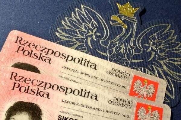 ID Card of Poland