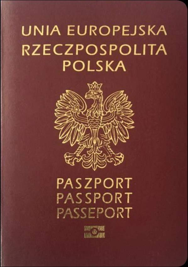 Real Polish Passport
