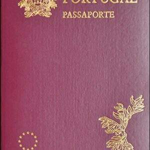Real Portugal Passport