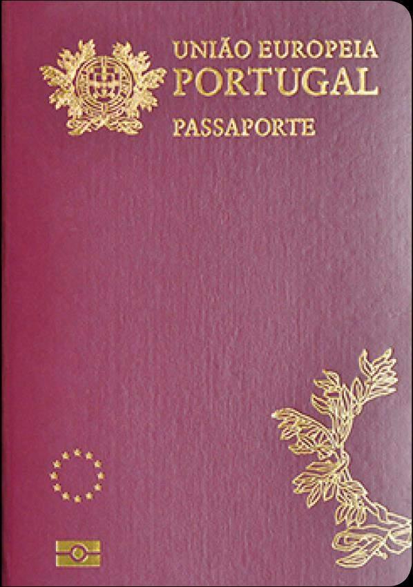 Real Portugal Passport