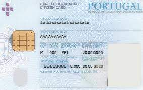 Buy Real ID Card of Portugal