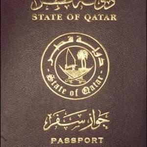 Real Qatari Passport Online