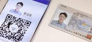South Korea Fake Driver's License for Sale