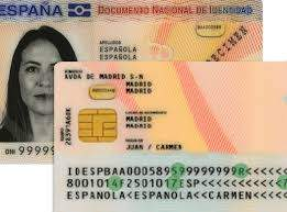 Buy Real ID Card of Spain