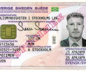 Buy Real ID Card of Sweden