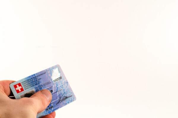 Fake ID Card of Switzerland