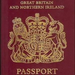 Fake UK Passport Online