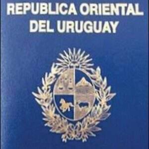 Buy Real Passport of Uruguay