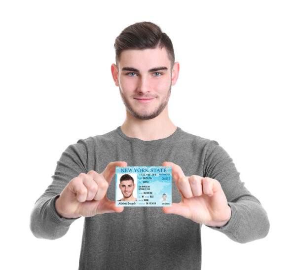 ID Card of USA